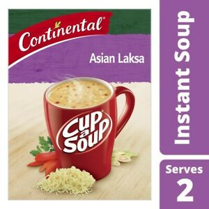 Continental Cup A Soup Asian Laksa Serves 2 65g