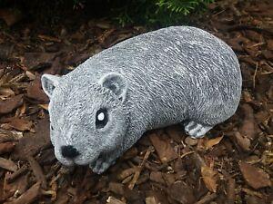 wombat haustier