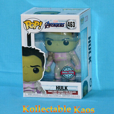 Professor Hulk #463 Exclusive Endgame Funko Pop Avengers 4