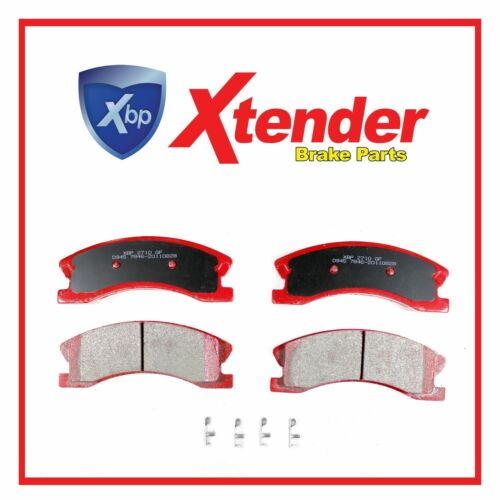 MD945 New Brake Pads-Semi-Metallic Front Set Severe Duty For Jeep Grand Cherokee