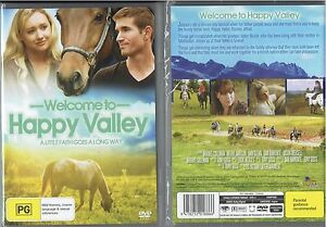 Welcome-to-Happy-Valley-NEW-DVD-Brook-Coleman-horse-family-movie