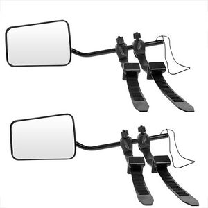 Mirror-Set-Deluxe-Caravan-Caravan-Fast-Universal-2-Pcs-Bag-Car