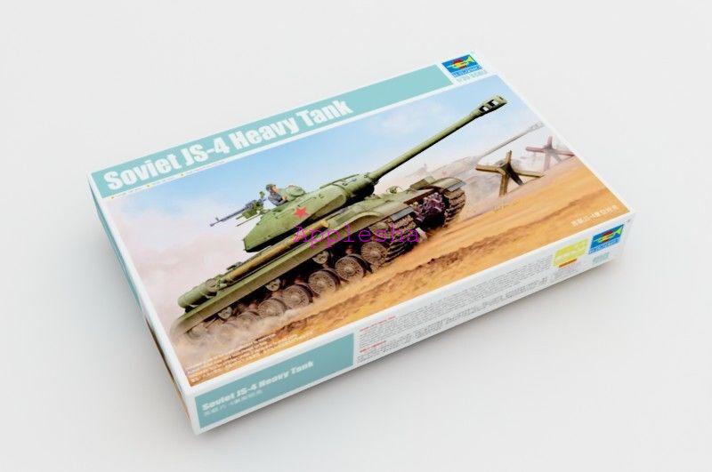 Trumpeter 05573 1 35 Soviet JS-4 Heavy Tank