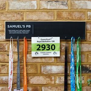 Personalised-PB-Medal-Chalkboard-Wall-Display-Wood-Medal-Board-Medal-display
