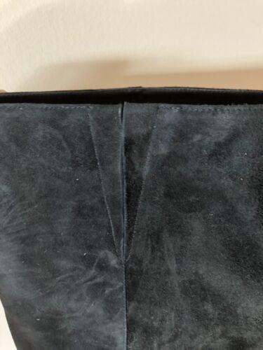 en 3 Topshop Noir 36 noires taille Bottes cuisse Otk pour uk Fab haute daim Preen 6qwdH