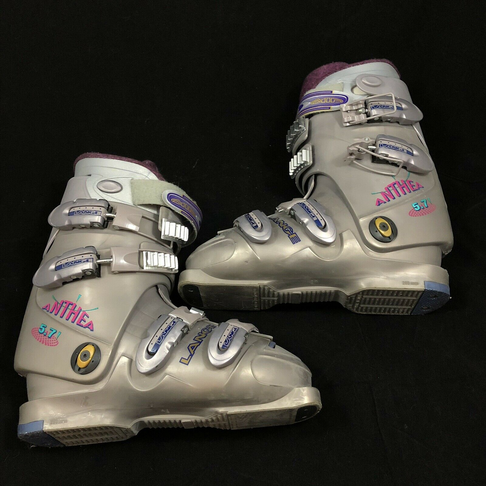 Lange Anthea 5.7 Kids  Ski Boots - Size 25.5 (8.5 US)  with cheap price to get top brand