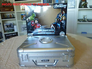 Marvel Cinematic Universe: Phase One Avengers Assembled 10 Blu-Ray Import US VF