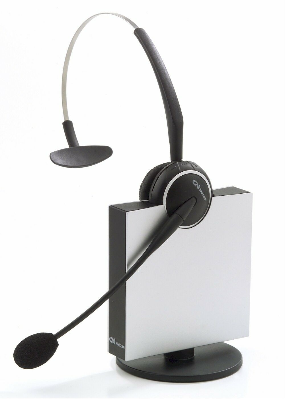 Jabra GN9120 Flex Boom Noise Canceling Microphone 1.8GHz Wireless Phone Headset