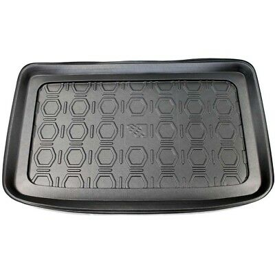 Pflichtbewusst Opel Corsa E Kofferraumwanne Schalenmatte Kofferraummatte