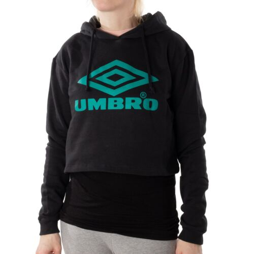 Umbro Hoody Pullover Damen Cropped 35081 Oh ybY6f7vg