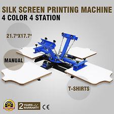 4C4P Siebdruckmaschine für T-Shirts | Siebdrucktisch | Siebdruck | Drucktisch
