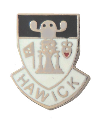 Hawick Scotland Town /& City Embroidered Sew on Patch Badge
