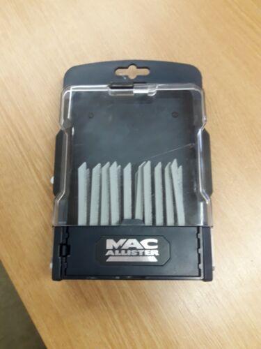 Mac Allister 20 Piece Carbide Coated Jig Saw Blades. . C8-2