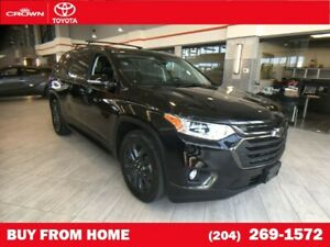 2019 Chevrolet Traverse | Local Trade | One Owner | AWD | Premier RS