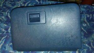 95-96-97-98-99-00-01-FORD-RANGER-EXPLORER-Glove-Box-w-Latch-Glovebox-Door-BLUE