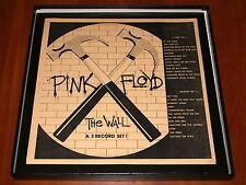 PINK FLOYD THE WALL LIVE 3x LP VINYL BOX *RARE* CREATIVE ARTISTRY PRESS 1980 LTD