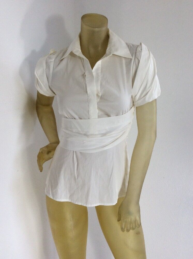 New without tag BCBG Max Azria Short Sleeve B2252 Top Sz Xs