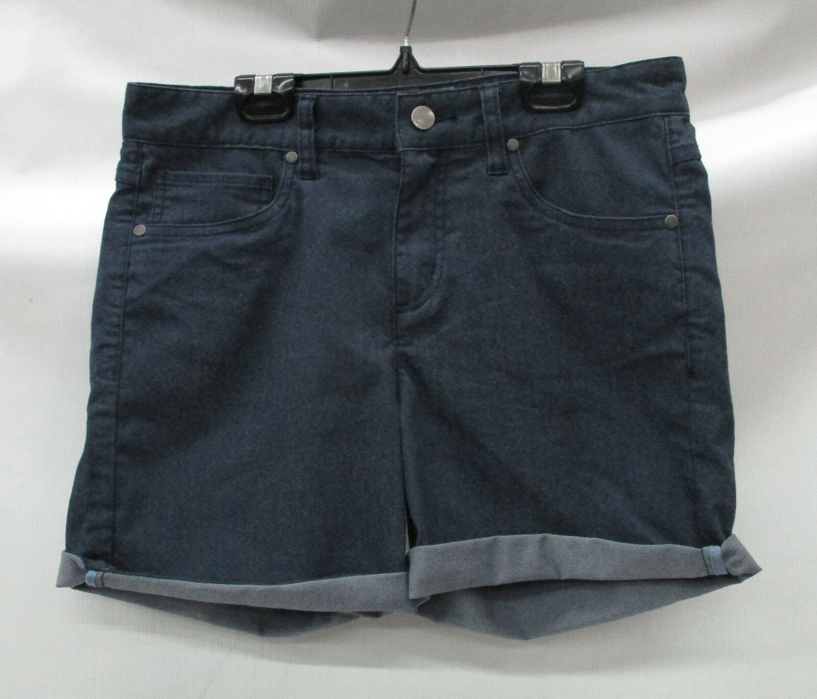 Toad & Co Womens Lola Shorts T1312707 Deep Navy Size 12