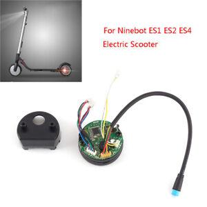 For-Ninebot-ES1-ES2-ES4-Foldable-Electric-Scooter-Original-Dashboard-Assembly