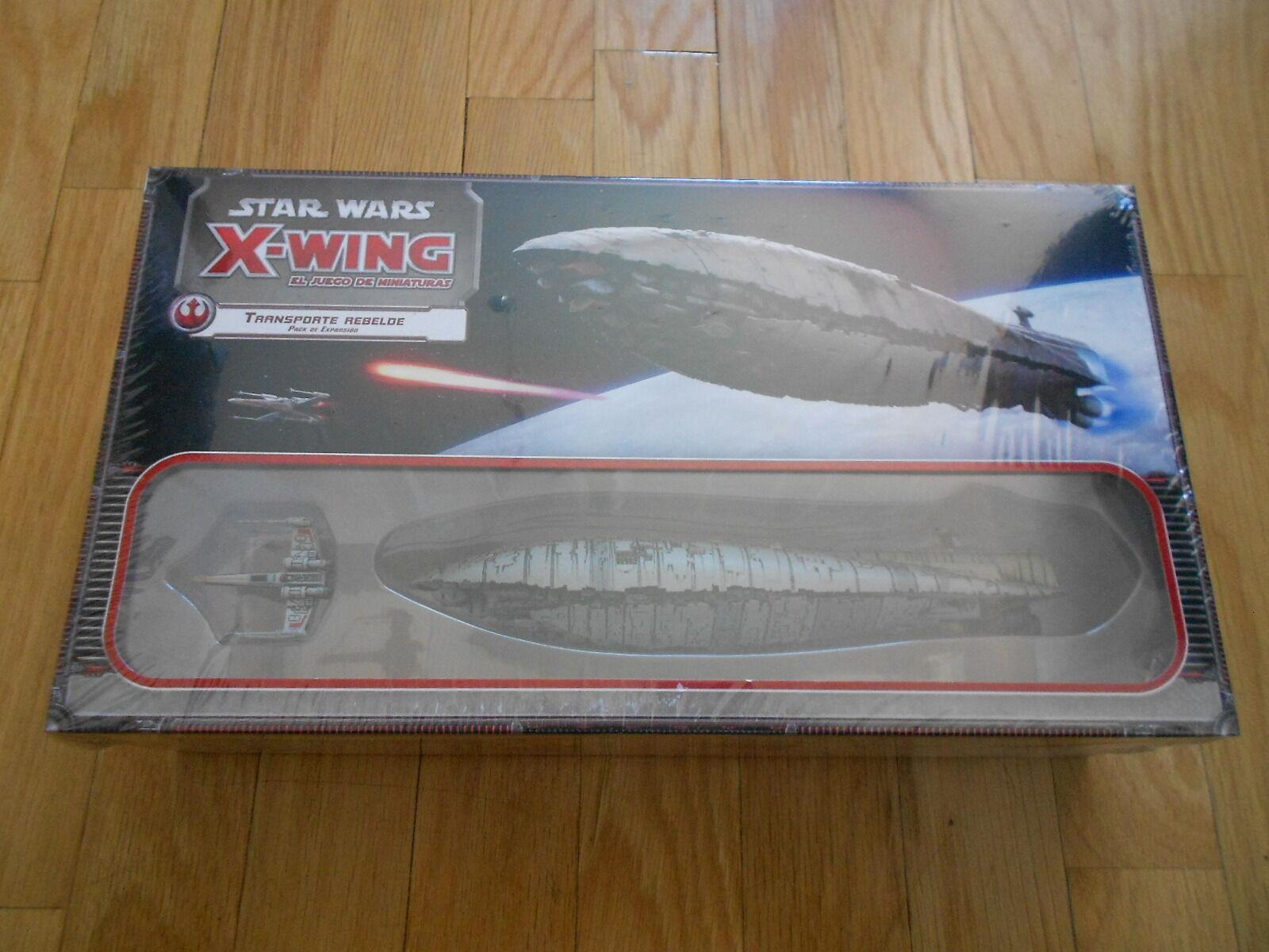 Star wars x-wing - das spiel der miniaturen - expansion verkehr rebellen rand ff