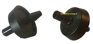 10x Goutteur Autorégulant Toro Nge 2l/h ø4mm Arrosage Hydroponie - 50nge1s000k