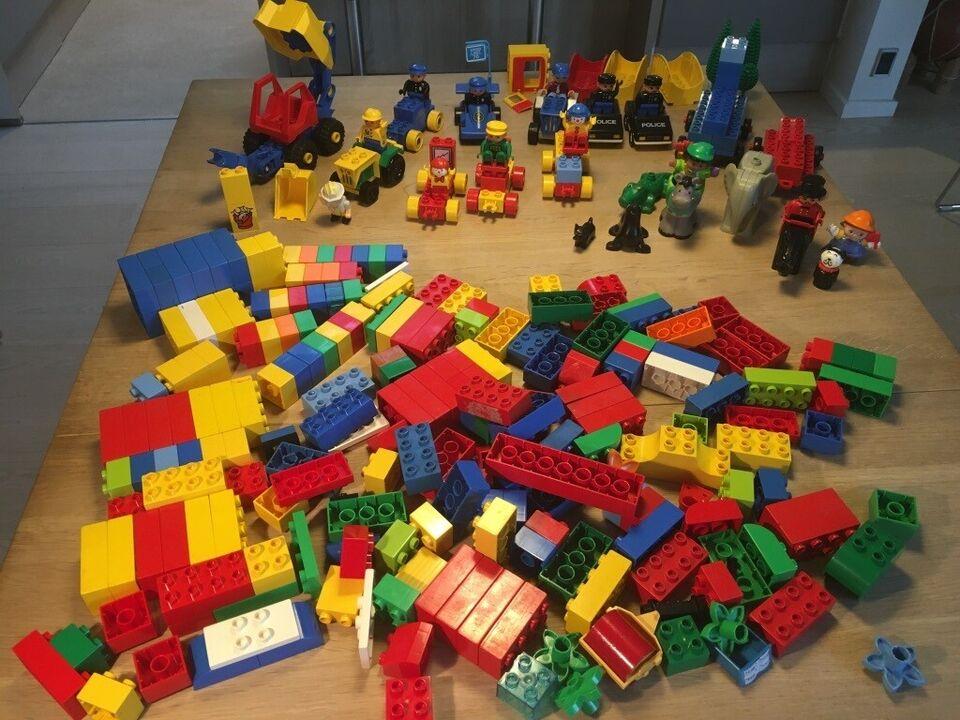 """Lego blandet, """" for de mindste """""""