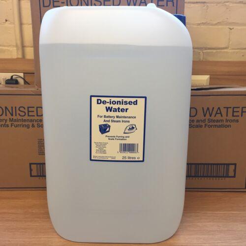 De ionisée eau pure de dôme déionisée distillée 1 L à 10 L