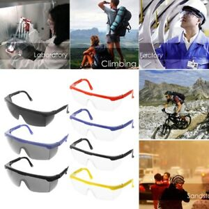 Safety-Glasses-Spectacles-Eye-Protection-Goggles-Eyewear-Dental-Work-Outdoor-New