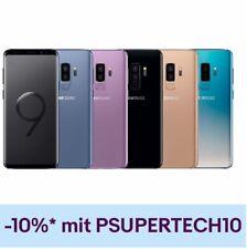 Samsung Galaxy S9+ 64GB DualSim | SingleSim Schwarz | Lila | Blau | Gold