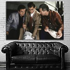 T2200 Poster GOODFELLAS Movie Robert DeNiro Gangster Mob Mafia Soprano Art Print