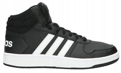 ADIDAS HOOPS 2.0 MID BB7207 Sneaker Herren Herrenschuhe Turnschuhe | eBay