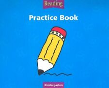 Houghton Mifflin Reading The Nation S Choice Ser Reading Practice Book Kindergarten 2001 Other For Sale Online Ebay