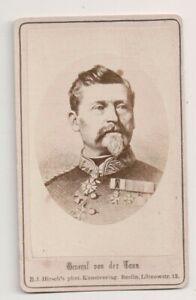 Vintage-CDV-Ludwig-Freiherr-von-und-zu-der-Tann-Rathsamhausen-Bavarian-General