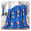 Soft-Plush-Warm-All-Season-Holiday-Throw-Blankets-50-034-X-60-034-Great-Gift miniature 9