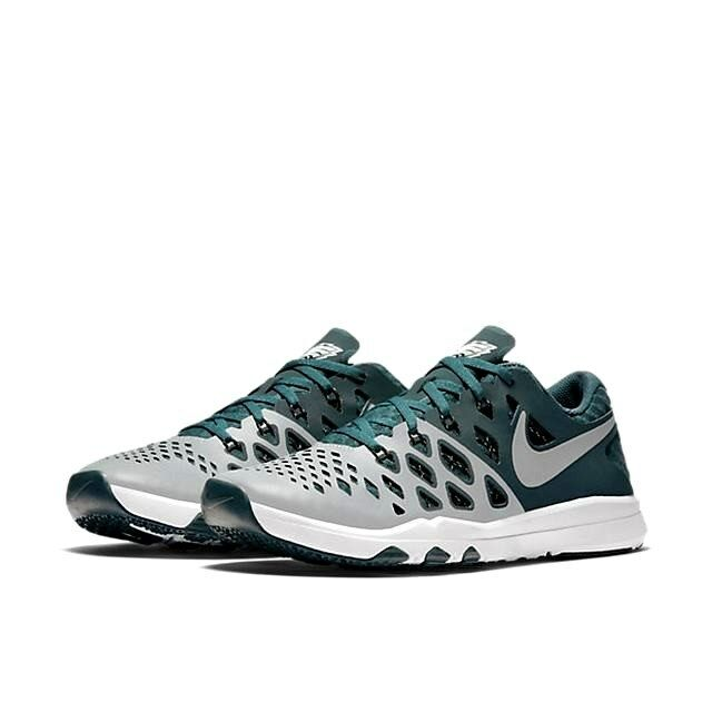 Nike Train Speed 4 AMP NFL Eagles Ducks Spartans Running Shoes 8 13 14 Mens