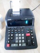 Additionsrollen für Casio HR 8 Tischrechner weiß 60g Papier 57mm x 40m x 12mm