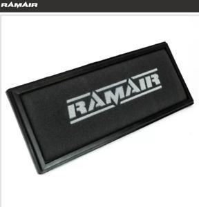 RAMAIR PERFORMANCE Mousse Panneau Filtre à air VW Caddy Mk3 2.0TDi 140bhp