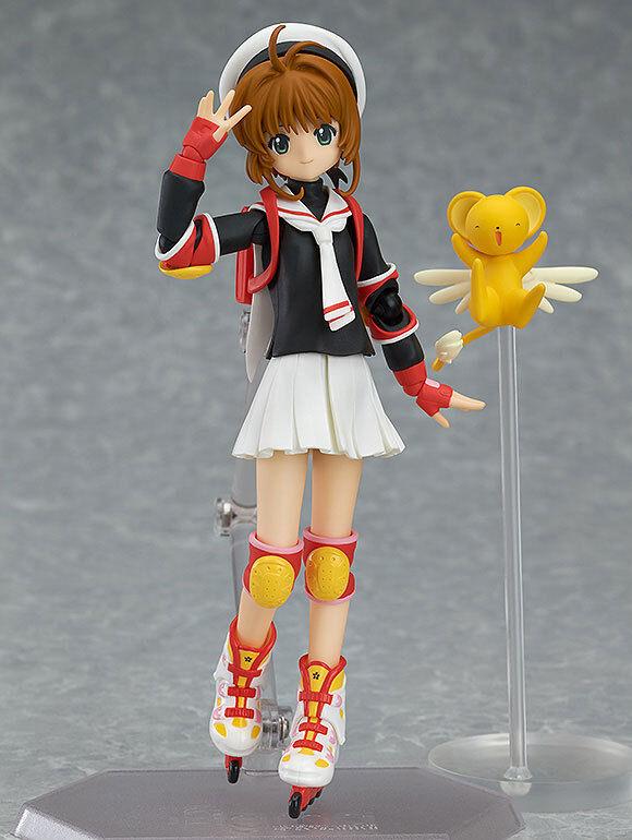 Cardcaptor Sakura - Sakura Kinomoto School Uniform Ver. Figma Action Figure