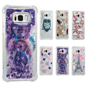 size 40 8b9e9 175cc Details about Cute Flowing Liquid Glitter Case Cover For iPod Touch 5/6  IPhone 5/6/7/8 Plus