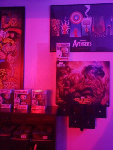 2016 Marvel Legends Collectors Vault trismus Figure neuf dans emballage avec carte