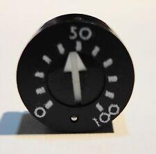 "1/2"" Diameter Single Turn Cermet Trimming Potentiometer 200 Ohm"