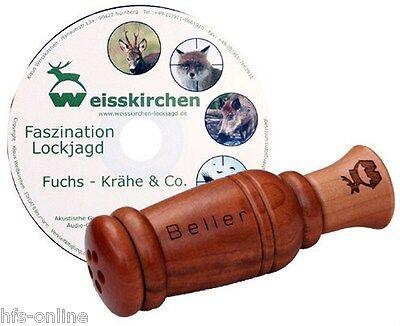 Klaus Weisskirchen Fox Barking Call, Fox Hunting Fox Calling - 510522