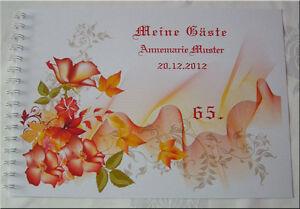 Gästebuch Geburtstag Welle Geschenk Geburtstagsgeschenk 18 27 33