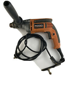 RIDGID 8-Amp 1//2 in Heavy-Duty Variable Speed Reversible Drill R71111