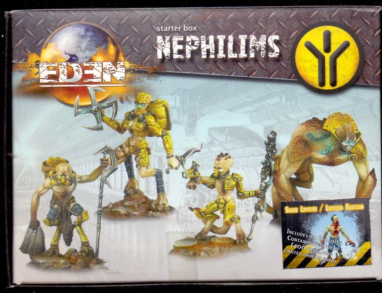 Eden 1 boîte nephilims serie limitee