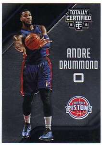2015-16-Panini-Totally-Certified-Basketball-58-Andre-Drummond-Pistons