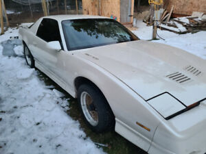 1988 Pontiac Firebird GTA