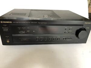 Pioneer Audio Video 5.1 Channel Receiver VSX D307 Home Theater Surround Pro Logi