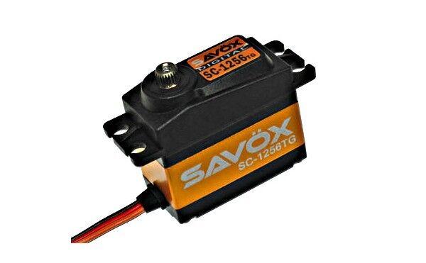 Savox SC-1256TG Coreless Digital Servo 20Kg 0.15s