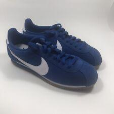 206ad0819 item 1 Nike Classic Cortez Nylon Mens Size 10 Gym Blue/white/gum 807472-405  -Nike Classic Cortez Nylon Mens Size 10 Gym Blue/white/gum 807472-405